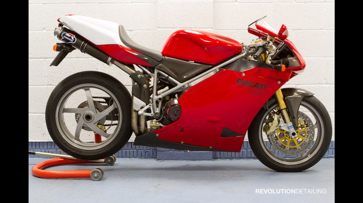 Ducati 998 R ! ❤️