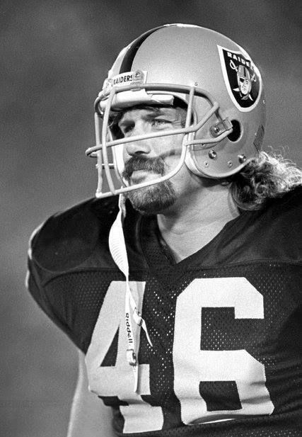 TE - Tod Christensen. August 3, 1956 - November 13, 2013.... 5-time Pro Bowler & 2-time First-Team All-Pro, Super Bowl 15 & 18 Champion.