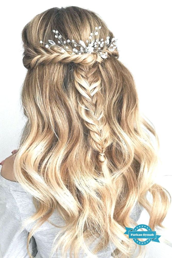 30 Wedding Hairstyles Half Up Half Down With Curly Hair And Braid Weddingideas Weddinghai Hair Styles Wedding Hairstyles Half Up Half Down Wedding Hair Tips