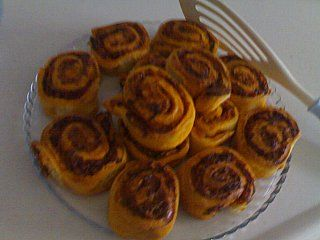 Rulo patatesli börek