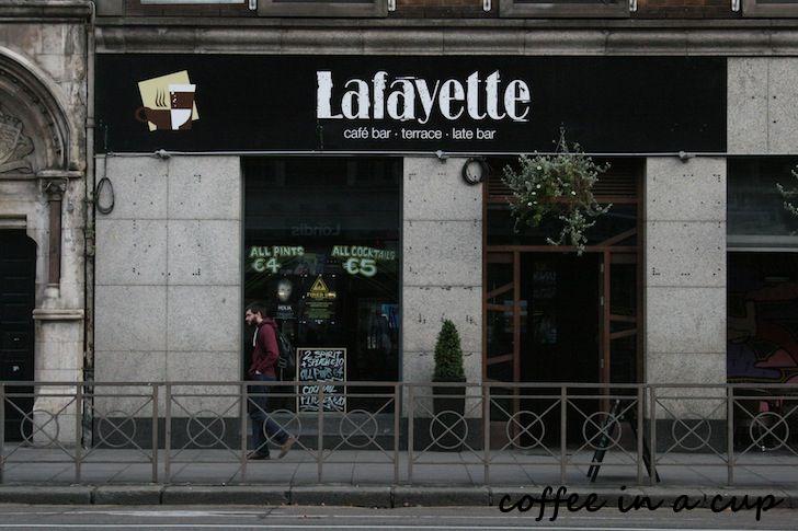 lafayette café bar/club in dublin