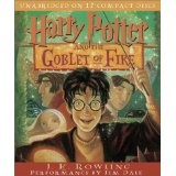 Harry Potter and the Goblet of Fire (Book 4) (Audio CD)By J. K. Rowling