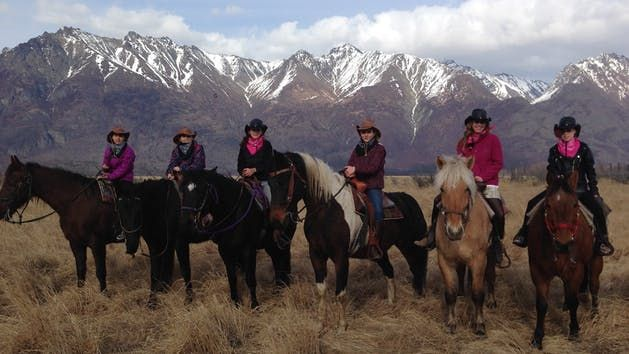 Get a more immersive Alaskan experience on a half-day horseback trail ride around the Knik River Valley where you'll see stunning scenery and wildlife.