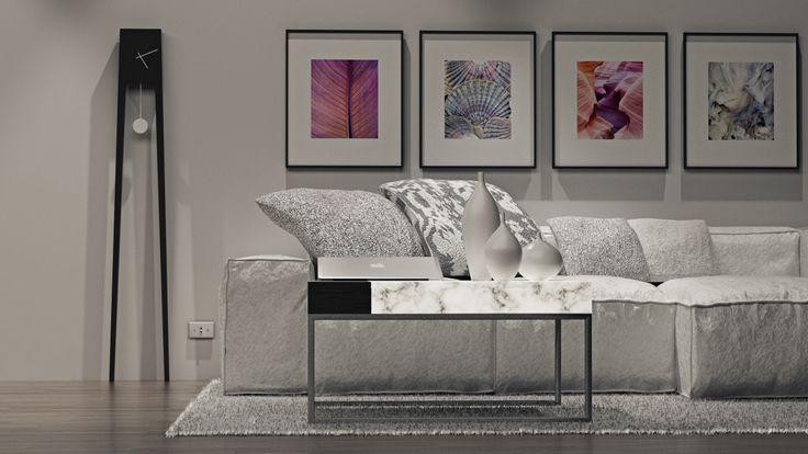 """En colaboración con @alcionevenezuela nace la MESA ALCIONE, inspirado su diseño en la tendencia minimalista y con acabados naturales como lo son la madera y la piedra natural """"Onyx"""", su concepción transmite sutileza y elegancia a cualquier espacio, añadiendo el detalle de retro-iluminación de la piedra, la mesa Alcione podría considerarse una mobiliario multifuncional por su capacidad de emitir luz."""