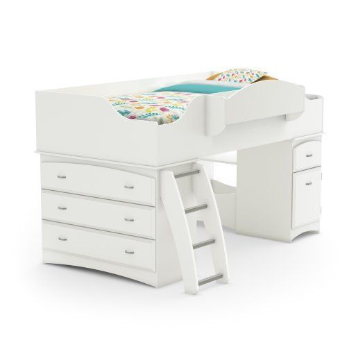 South Shore Imagine Collection Twin Loft Bed kit, Pure White by South Shore Furniture, http://www.amazon.com/dp/B0089KJWB6/ref=cm_sw_r_pi_dp_QW6erb19ZC0JR