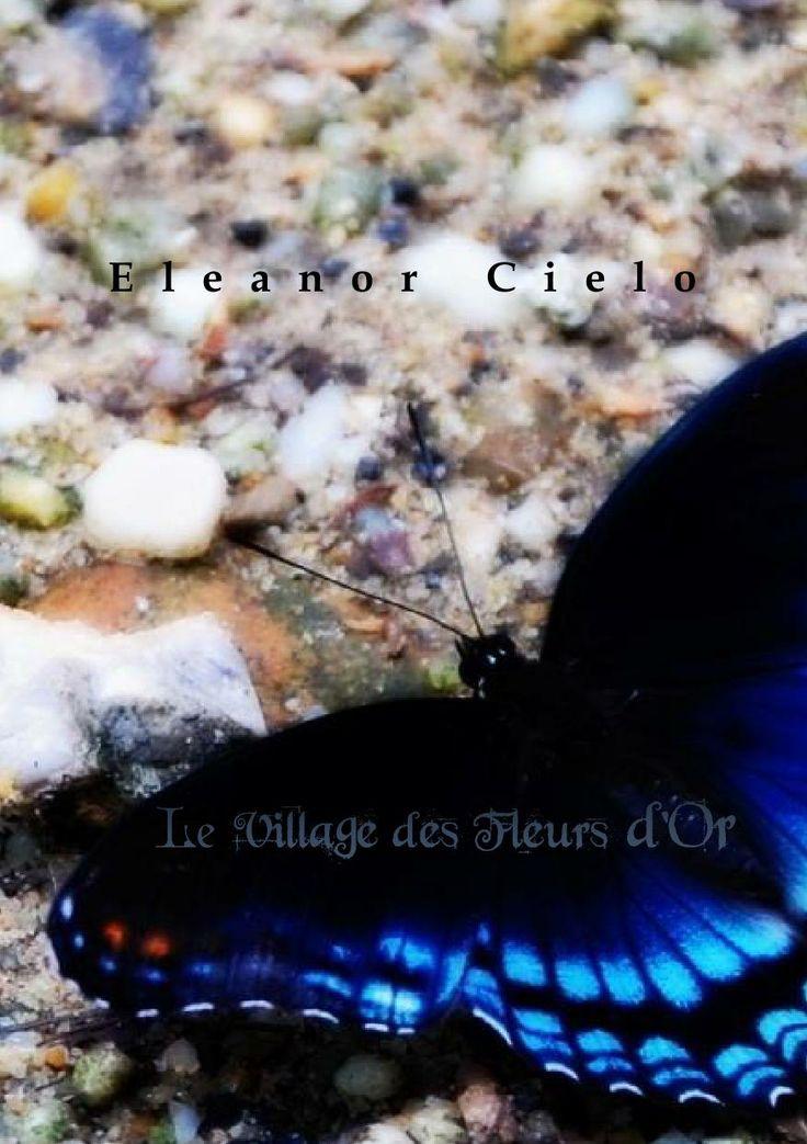 'Le village des Fleurs d'Or' por Eleanor Cielo.  Homoerótica, gay, yaoi, LGBTI, BL, literatura, homoerotismo.
