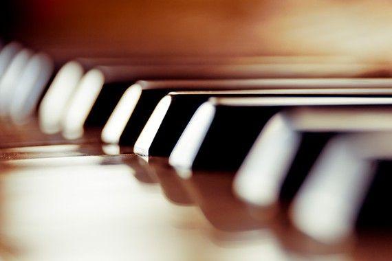 Piano Keys by CarlaDyck