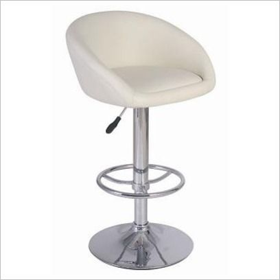 Contemporary Barstool with Footring By Designs $121