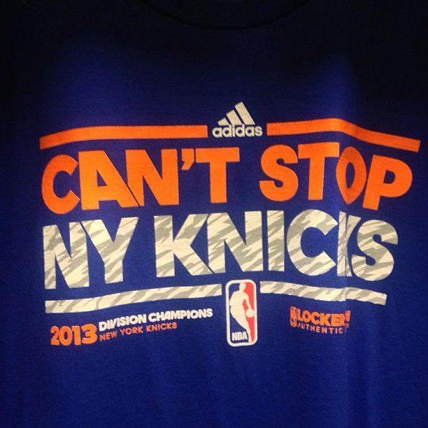 13 straight wins -- Atlantic Division title - @nyknicks