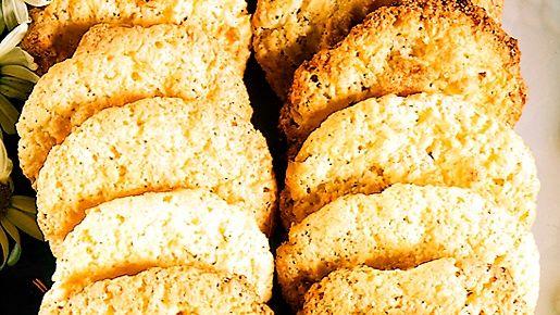 Nämä pikkuleivät ovat maukkaita ja helppoja valmistaa ja sopivat myös keliaakikoille.