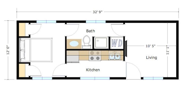 Zip kit homes plans and pricing floor plans Tiny house floor plan kit