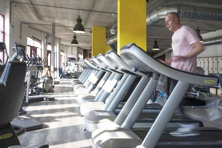 Cardiovloer Smart Fit Nieuwegein