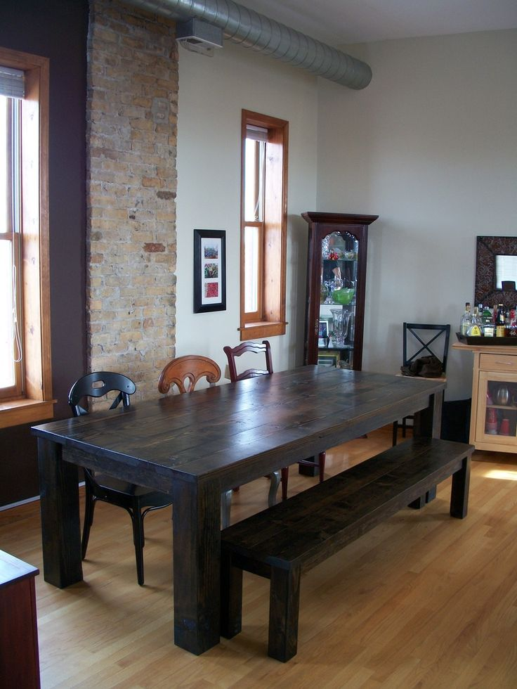 Rustic Elements Furniture   Traditional   Dining Tables   Chicago   By  Rustic Elements Furniture