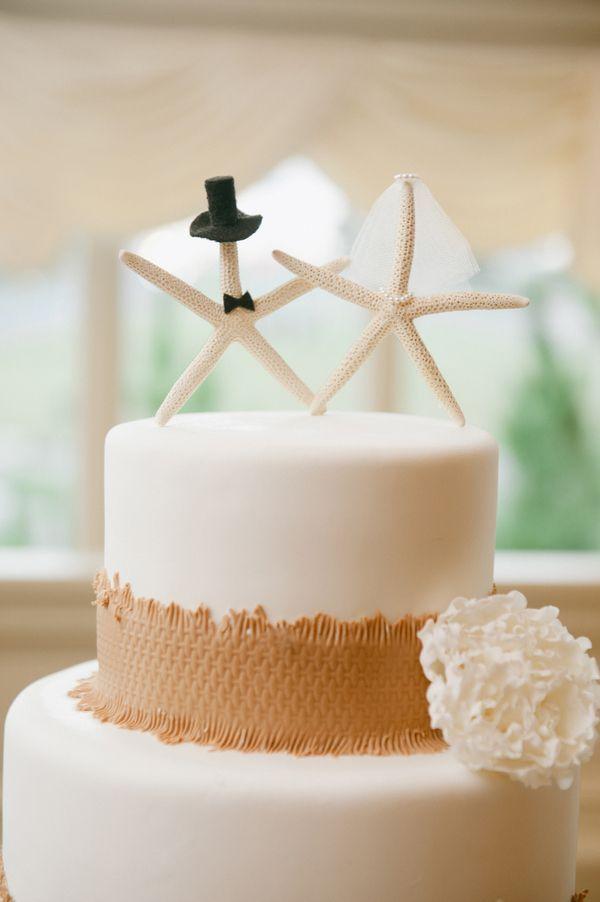 Ιδανικό για γάμους στην παραλία με καλοκαιρινό θέμα! Χαρούμενοι αστερίες, σαν το Φρεντ Αστέρ!