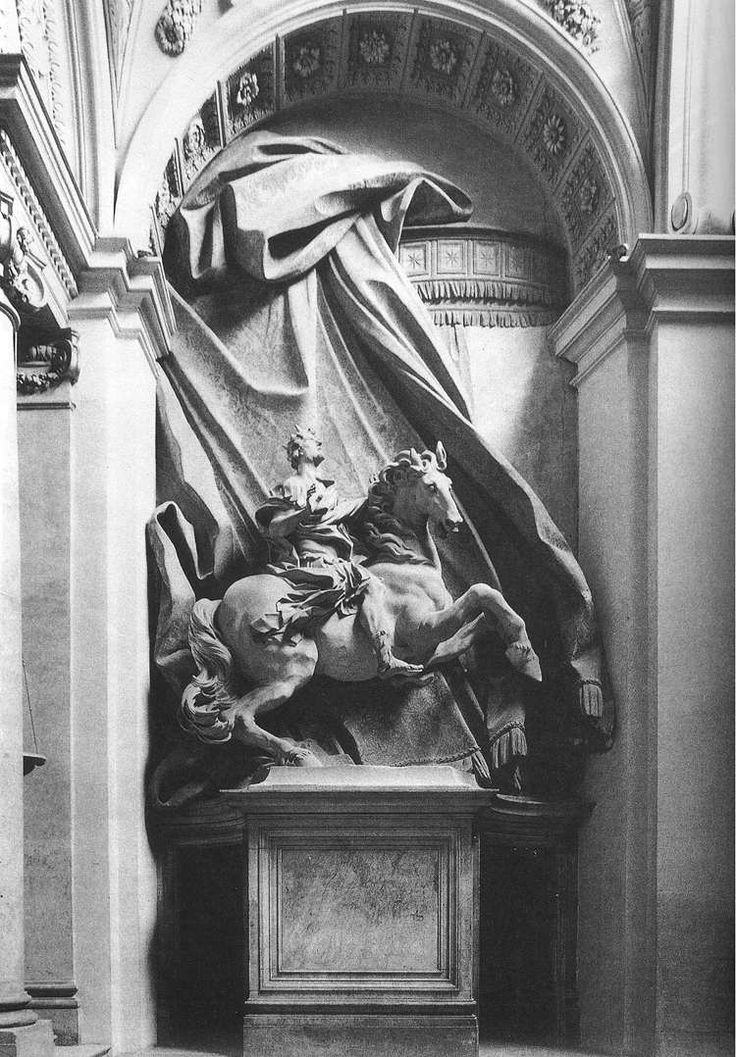 bernini sculptures essay Get an answer for 'compare and contrast bernini's david with michelangelo's david, describing the pose, body forms, moment in the story and overall effect and purpose' and find homework help.