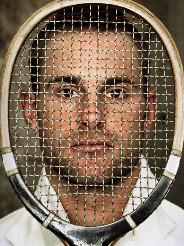 Meet Andy Roddick.
