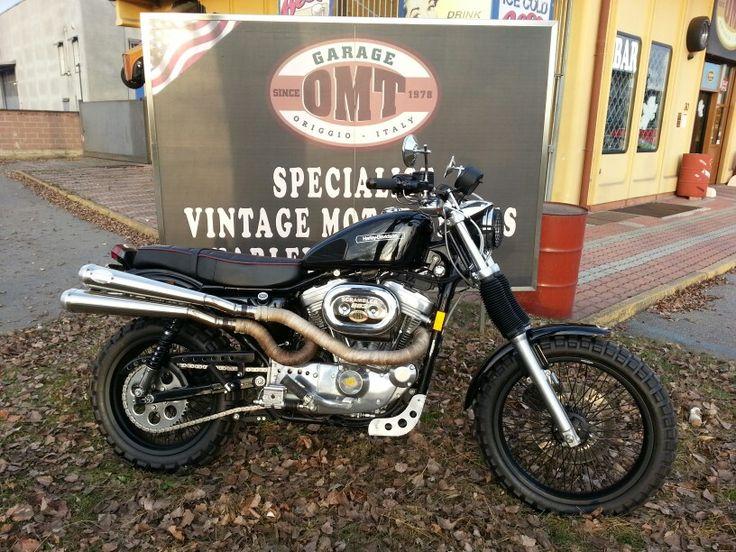 Harley Davidson Scrambler