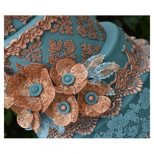 Florence Flower 3D Cake Lace Kit By Claire Bowman