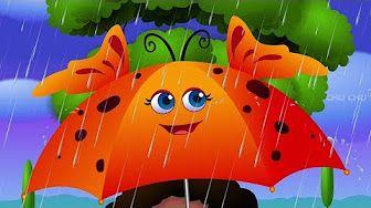 Rain, Rain, Go Away! Song For Kids - YouTube