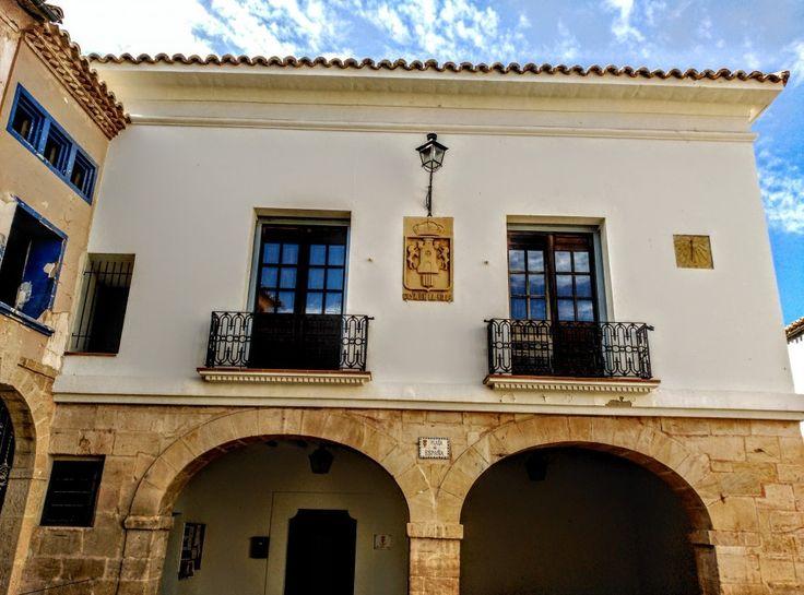 Ayuntamiento de Castelseras, Teruel