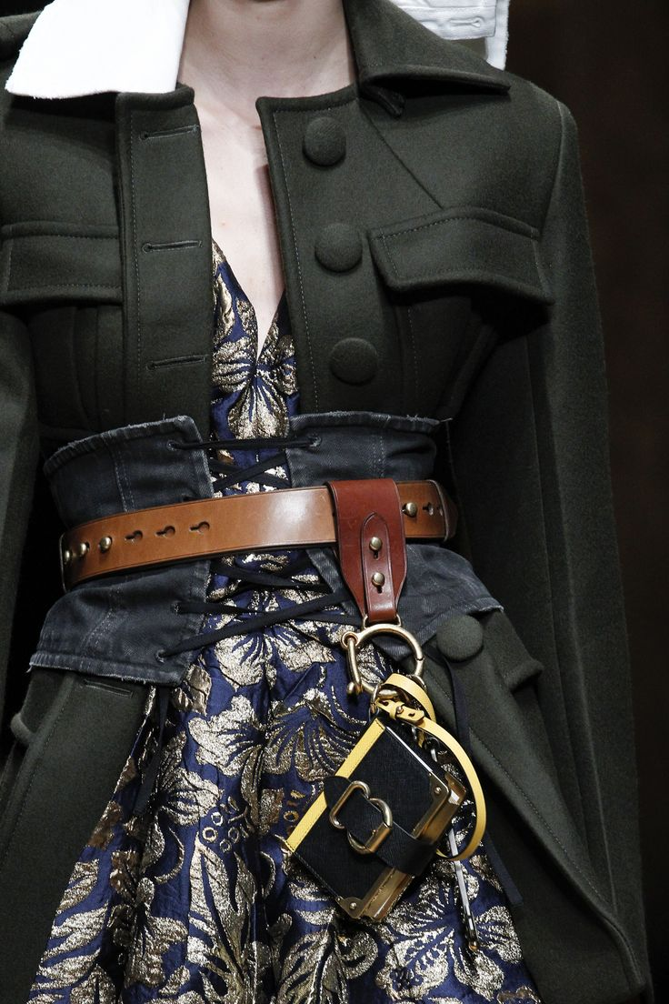 See detail photos for Prada Fall 2016 Ready-to-Wear collection. If only I were this expensive!