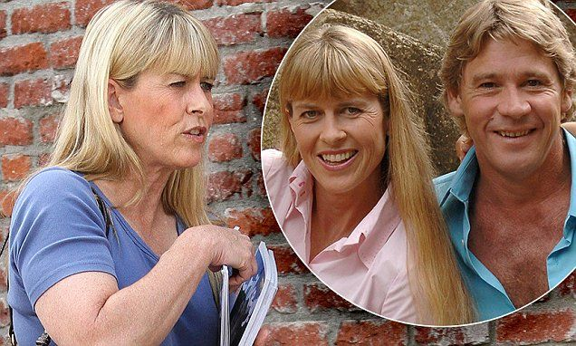 Terri Irwin 'close to agreeing $25 million deal' for Hollywood biopic