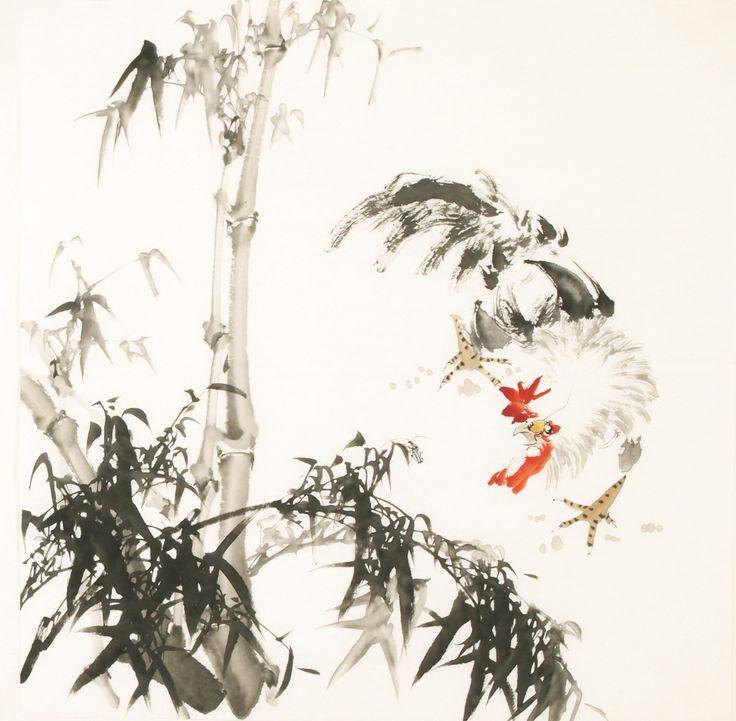 Ink Bamboo - CNAG005469