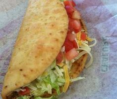 Copy Cat Taco bell Chalupas