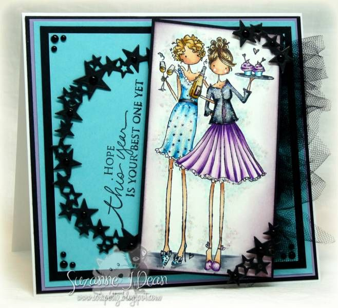 Best Year Yet by suzannejdean - Cards and Paper Crafts at Splitcoaststampers