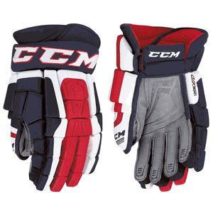 CCM U+ Crazy Light Sr. Hockey Gloves