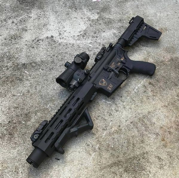 Tactical Firearms — tacticalsquad: #Repost @ricky_pistolas Save those thumbs & bucks w/ free shipping on this magloader  I purchased mine http://www.amazon.com/shops/raeind No more leaving the last  round out because it is too hard to get in. And you will load them  faster and easier, to maximize your shooting enjoyment.  loader does it all easily, painlessly, and perfectly reliably