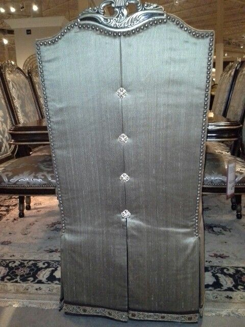 crystal beaded chairs custom order at mathis brothers furniture tulsa oklahoma please