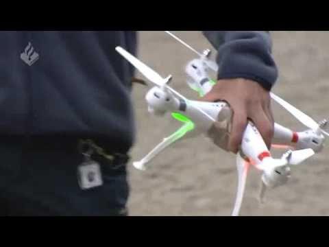Đại bàng săn drone của Hà Lan đã sẵn sàng ra trận