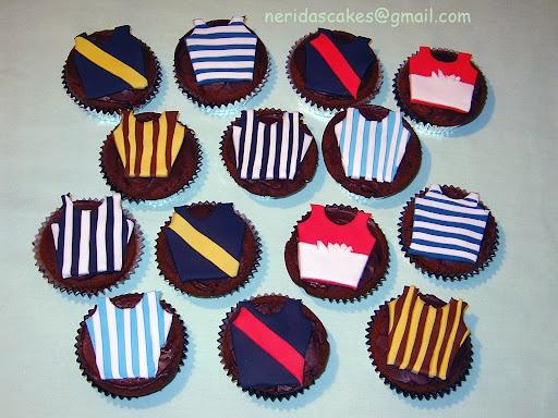 AFL cupakes