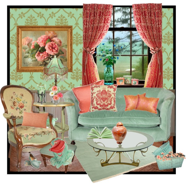 17 best images about sala on pinterest mint green mint for Mint green living room ideas