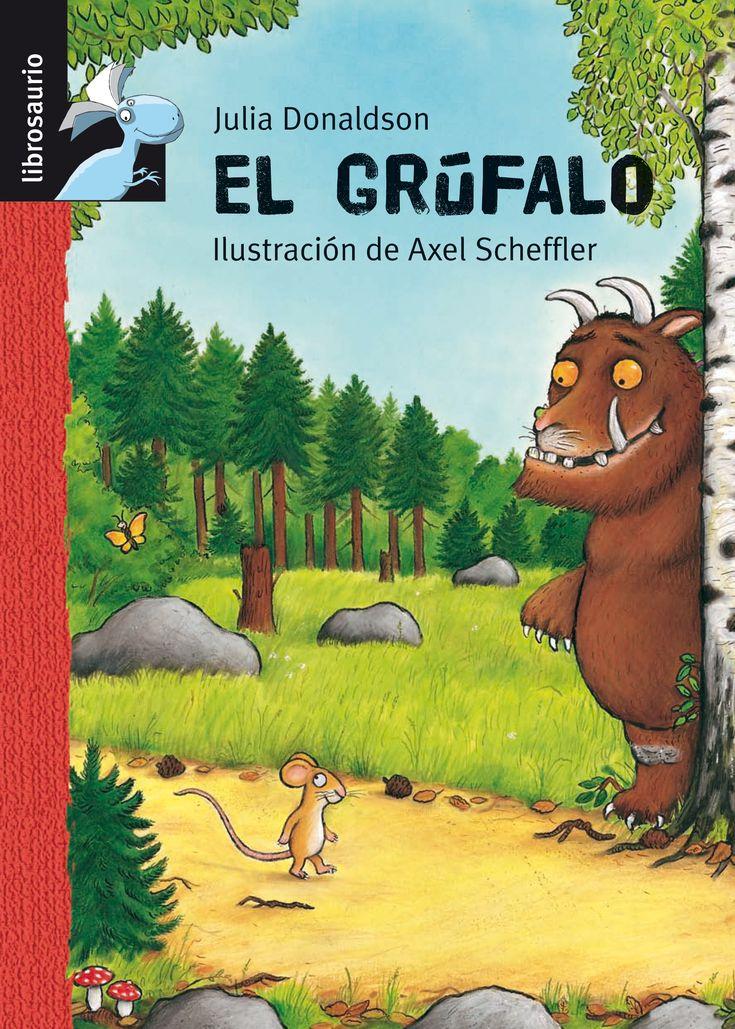 Mientras el ratón pasea por el bosque se encuentra al zorro, al búho y a la serpiente. Todos se lo quieren comer. El ratón les dirá que está esperando a un grúfalo. ¿Y qué es un grúfalo?