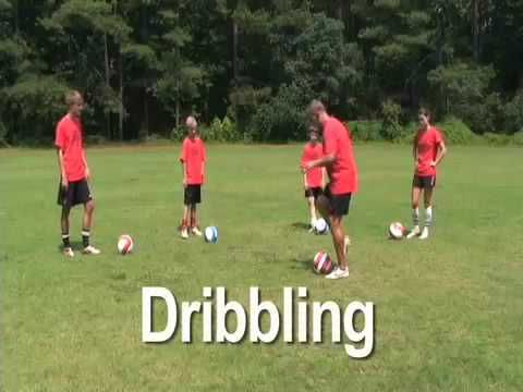 Speed drilling and other examples . . . socceru youth soccer training