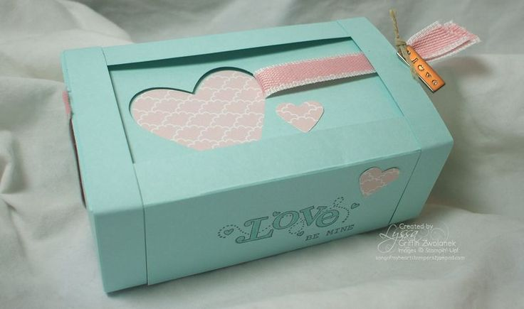 Photo Tutorial: secret sliding lid box