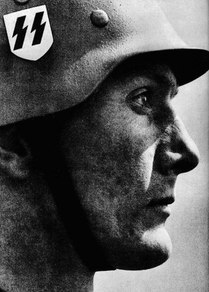 Nazi askeri  SS Soldier