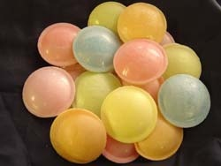 Flying Saucers - basically edible paper filled with sherbert, my sister adores these