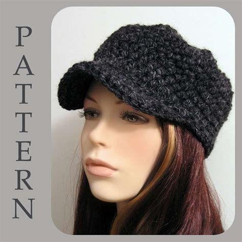 Image result for free crochet newsboy hat patterns for women  99e78bdd3c09