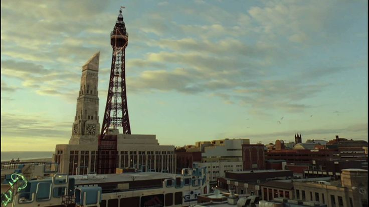 Channel 4 Ident: Blackpool