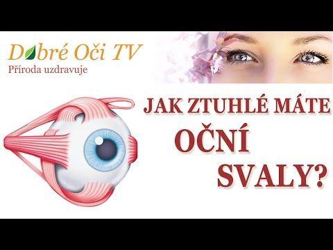 Jak si zlepšit zrak a zbavit se brýlí: Oční strečink - YouTube