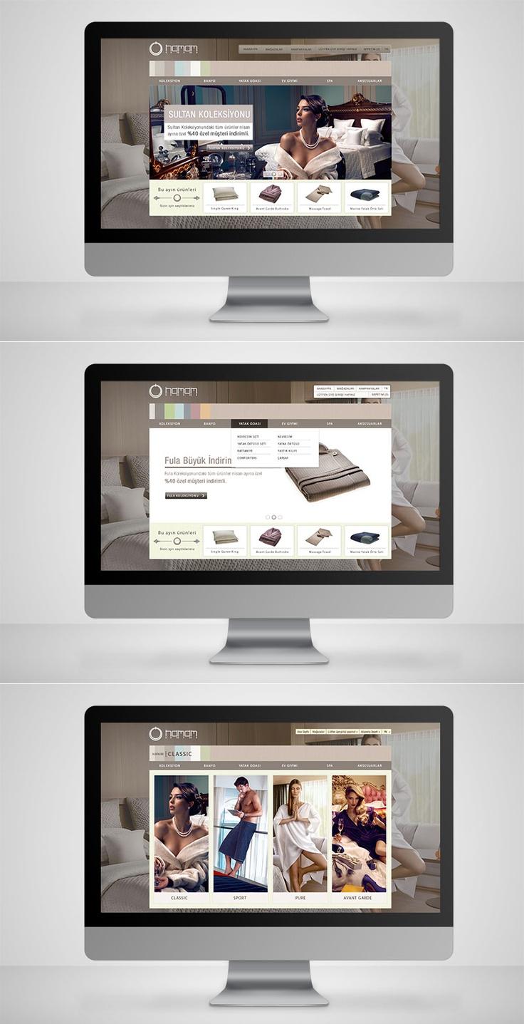 Hammam E-Commerce Website