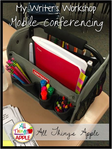 Spark of Inspiration: Mobile Writing Conferences!!!