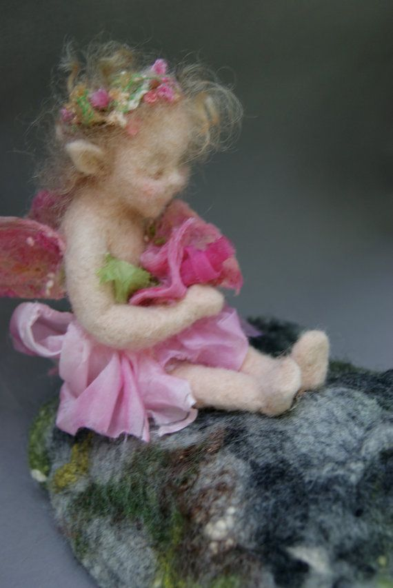 Rosa BabyFairy ein Sugarplum Original von J. von sugarplumoriginals