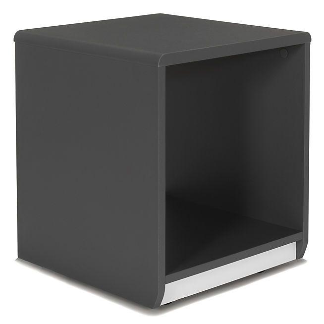 Cool Table de chevet forme cube