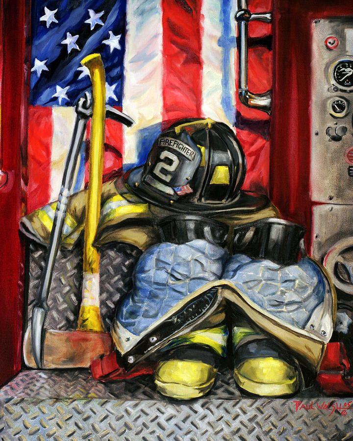 29 Best Images About Art On Pinterest Firefighter