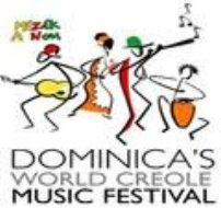 DOMINICA WORLD CREOLE FESTIVAL - October - World Creole Music Festival is one of most prominent festivals in the Caribbean. The tiny island gets plenty crowded hosting Creole singers, dancers, and visitors from around the world. Enjoy some of the best local creole and international bands, and delicious creole and local island food