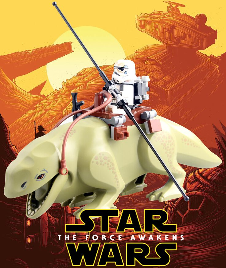 Star Wars 7 Dewback Desert Storm soldiers troopers action figures Building Blocks toys Kids Action Figure gift Compatible